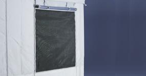 Insektennetz für Faltzeltfenster